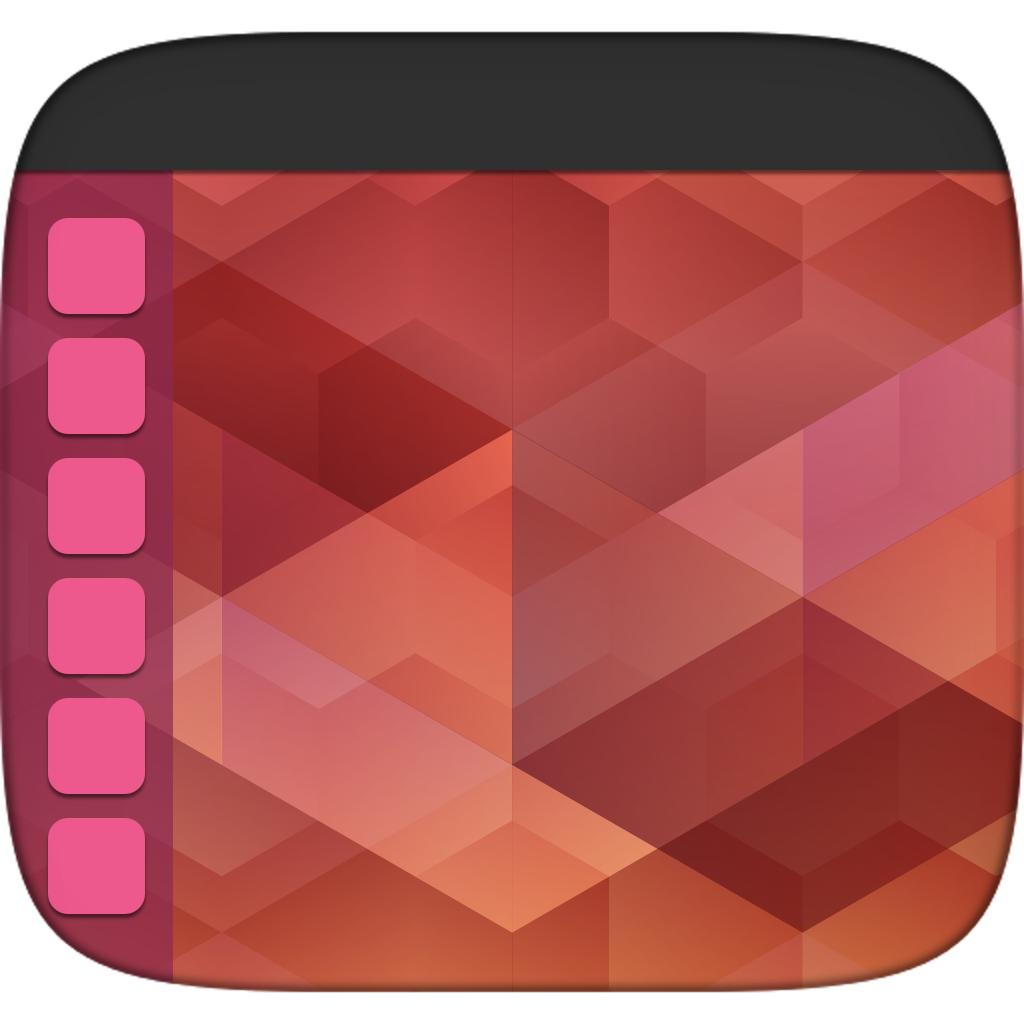 Unity desktop icon concept